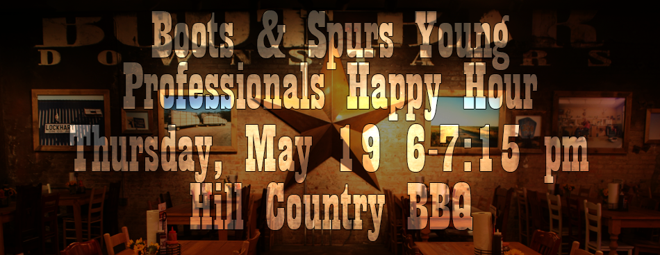 Boots and Spurs Young Professionals Happy Hour